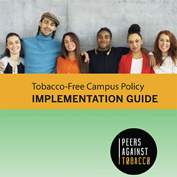 Tobacco free policy Toolkit